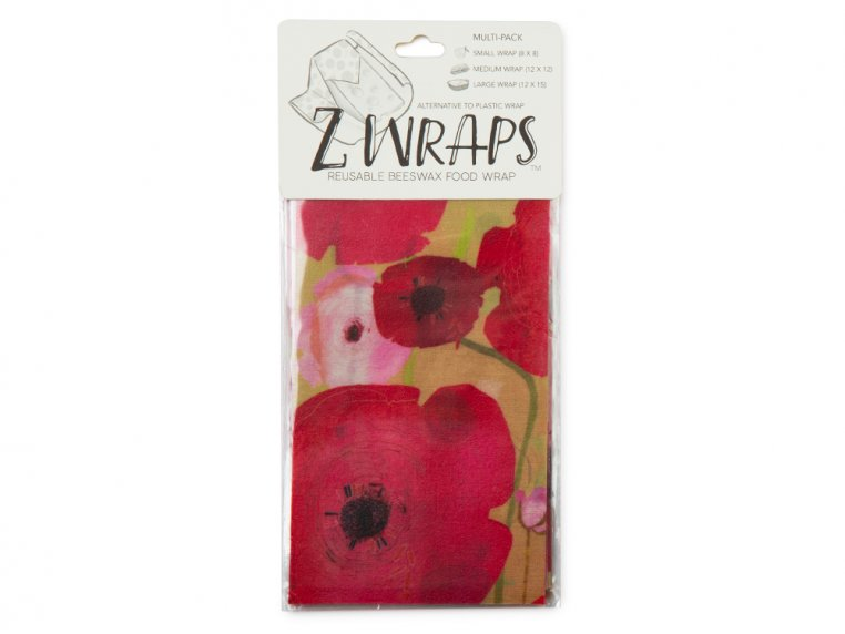 Reusable Beeswax Food Wrap by Z Wraps - 6