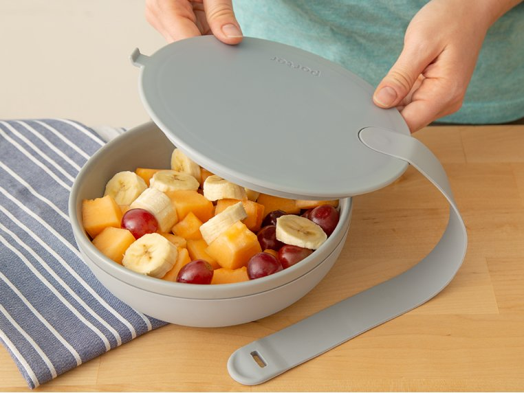 Portable Ceramic Lunch Bowl by W&P Design - 2