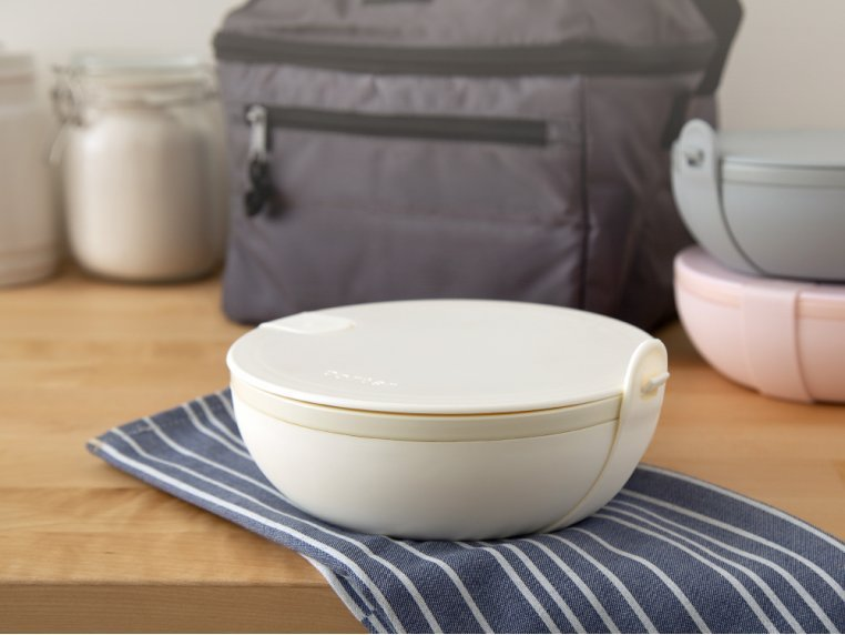 Portable Ceramic Lunch Bowl by W&P Design - 3