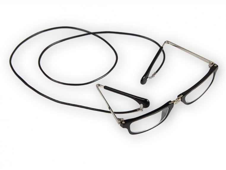 Folding Rectangle Reading Glasses by Neckglasses - 4