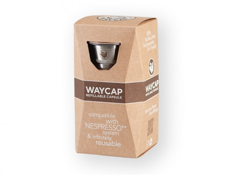 Refillable Nespresso® Capsule by WayCap - 5