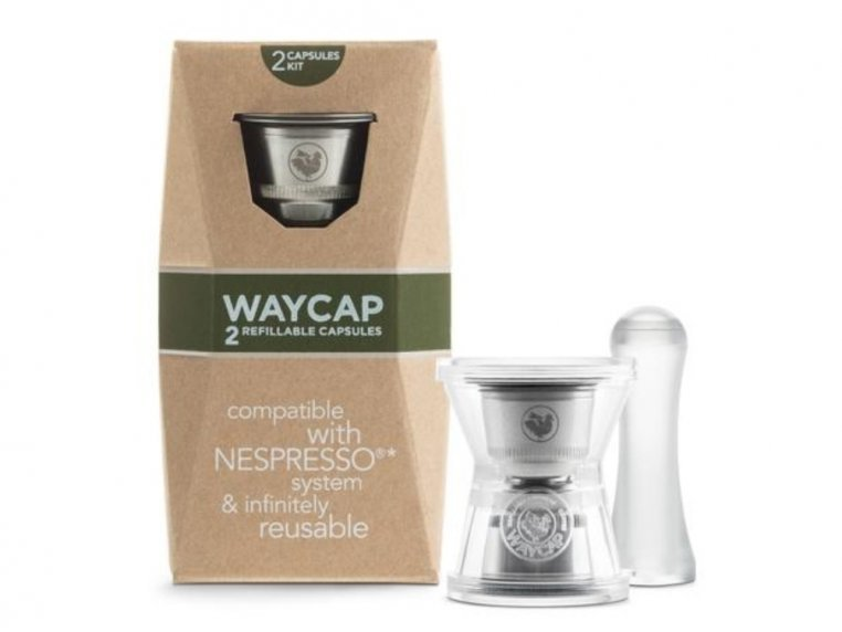 Refillable Nespresso® Capsule by WayCap - 7