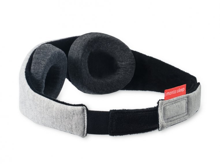 Modular Black Out Eye Mask by Manta Sleep - 4