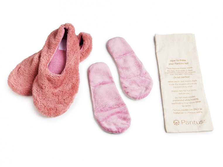 Aromatherapy Heatable Slippers by PANTUSS - 4