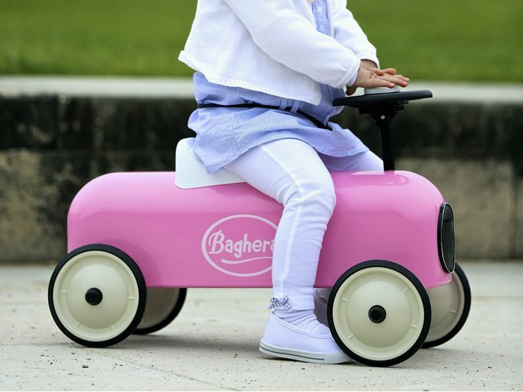 Racers Ride-On Car for Toddlers by Baghera - 1