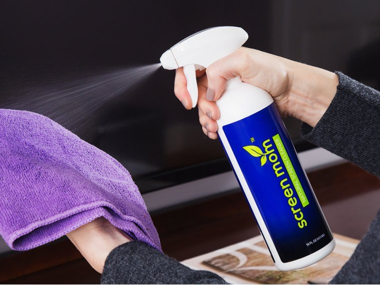 Natural Screen Cleaner by Screen Mom - 1