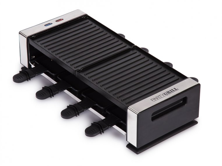 Indoor Tabletop Raclette Grill by Party Grill - 8