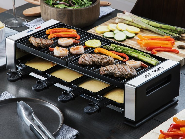 All Types of Raclette Grills