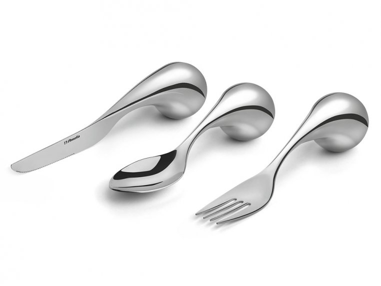 Integral Adaptive Silverware Set by Amefa - 6