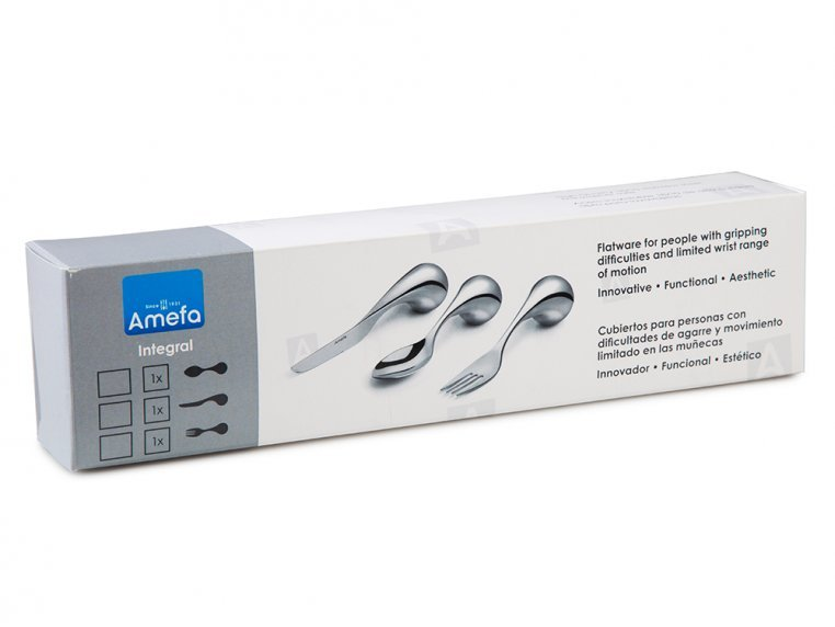 Integral Adaptive Silverware Set by Amefa - 7