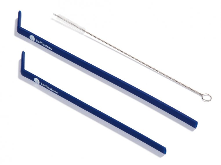 Reusable Silicone Straws by KoffieStraw - 6