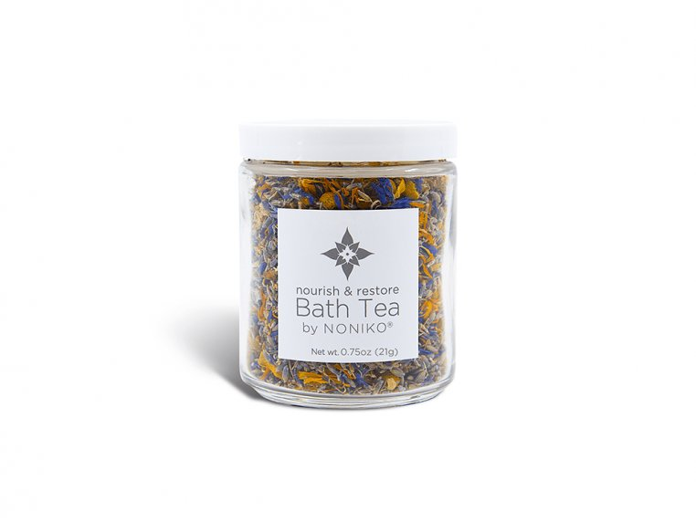 Therapeutic Botanical Bath Tea by NONIKO - 2