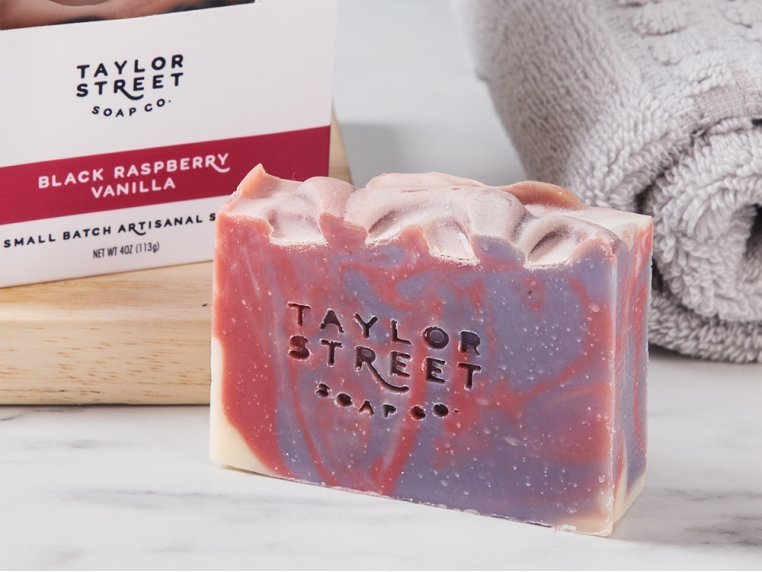 Artisan Bar Soap by Taylor Street Soap Co. - 1
