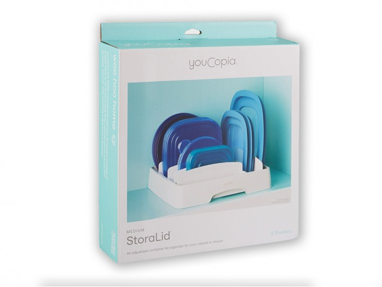 StoraLid™ Lid Organizer by YouCopia - 5