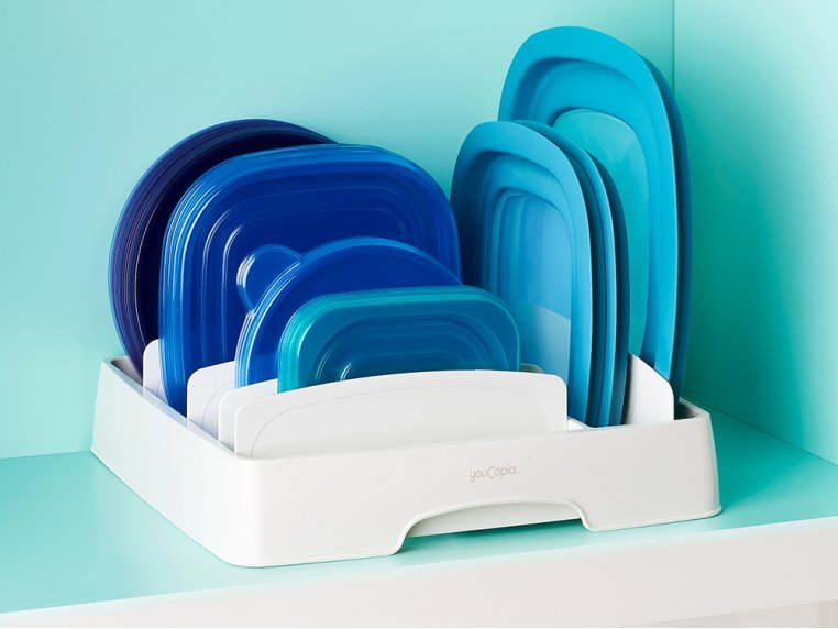 StoraLid™ Lid Organizer by YouCopia - 1