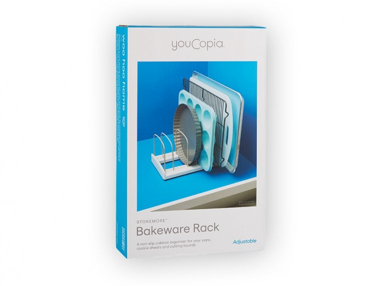 StoreMore™ Bakeware Organizer by YouCopia - 5