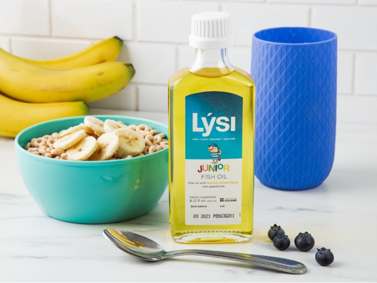 Omega-3 Fish Oil by Lysi - 2