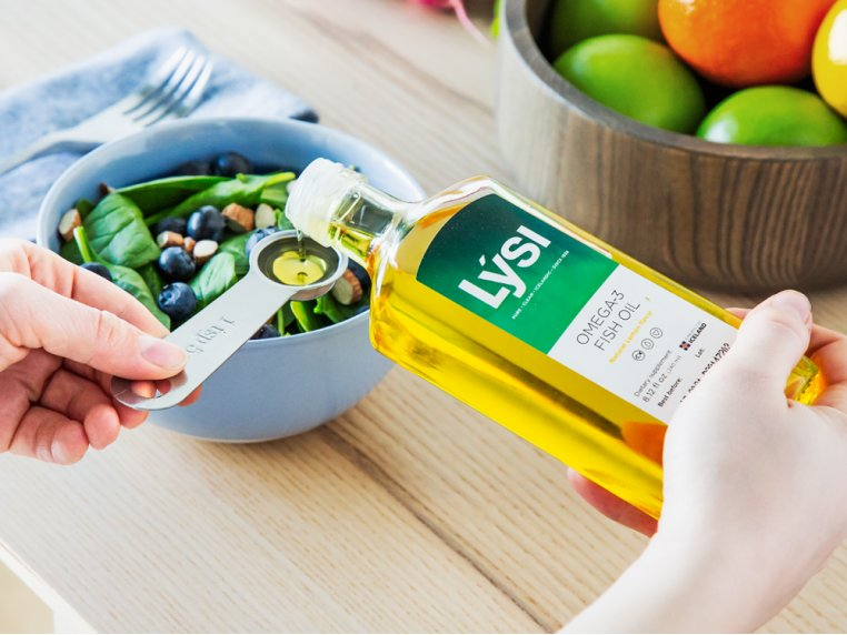 Omega-3 Fish Oil by Lysi - 3