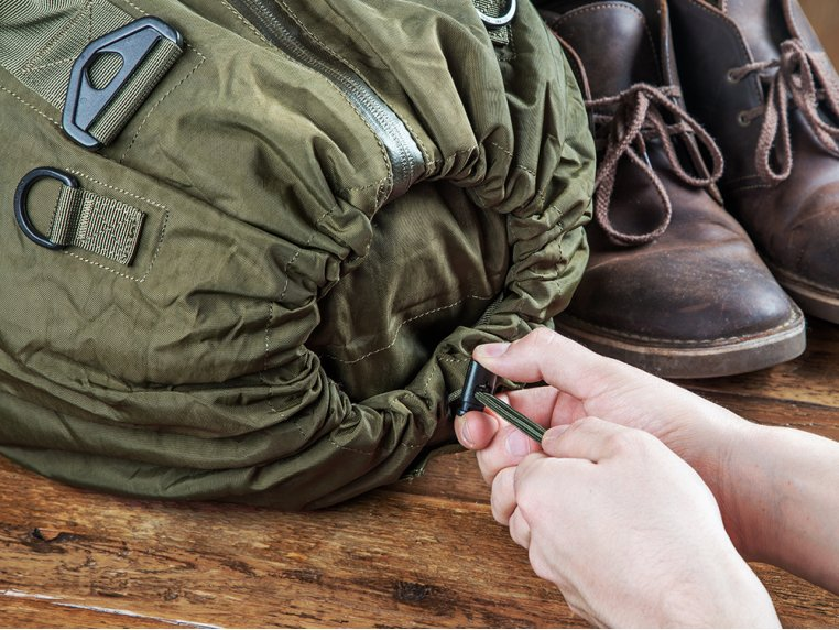 Adjustable Duffle Bag - Military Green by PIORAMA - 2