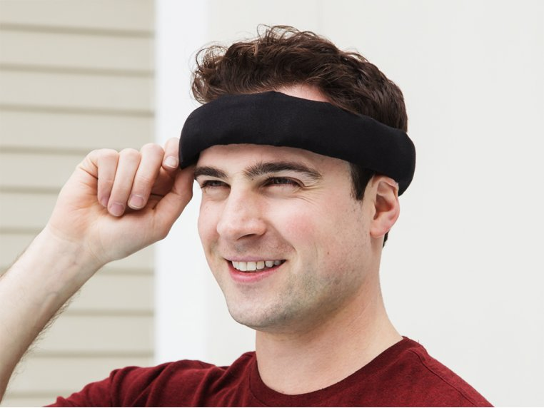 Halo Wearable Ice Pack by Headache Hat - 2
