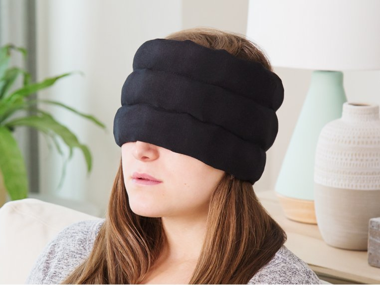 Original Wearable Ice Pack by Headache Hat - 1