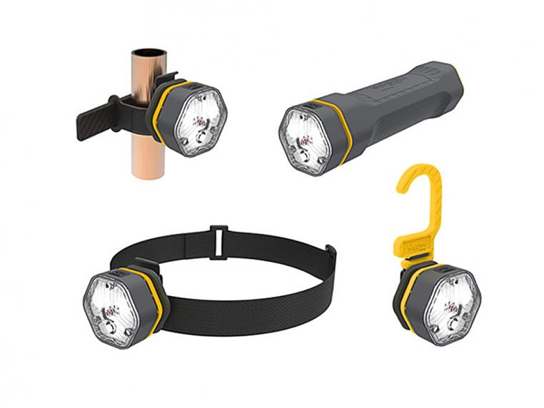 Convertible LED Work Light by Liggoo - 6