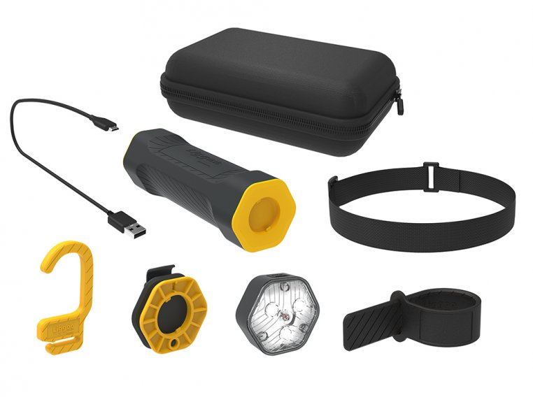 Convertible LED Work Light by Liggoo - 7