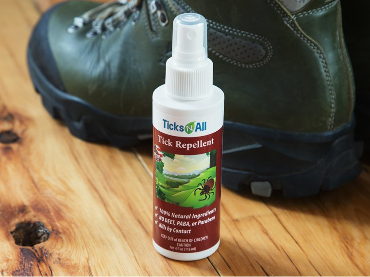 All-Natural Tick Repellent by Ticks-N-All - 1