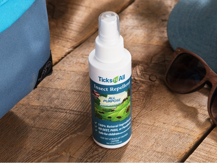 All-Natural Insect Repellent by Ticks-N-All - 2