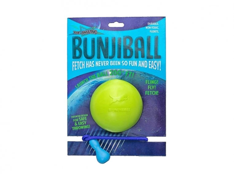 Launch & Fetch Dog Toy by Bunjiball - 5