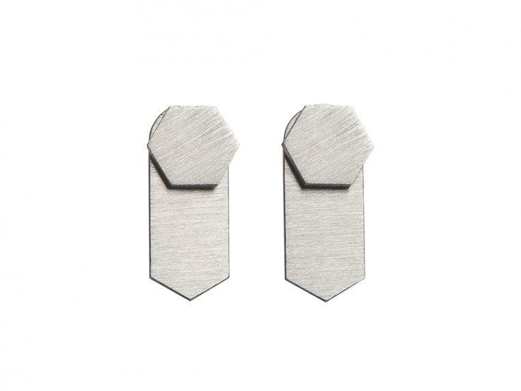 The Trifecta Convertible Earrings by Days of August - 8