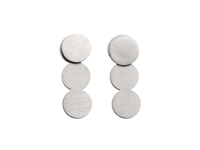 The Trifecta Convertible Earrings by Days of August - 9