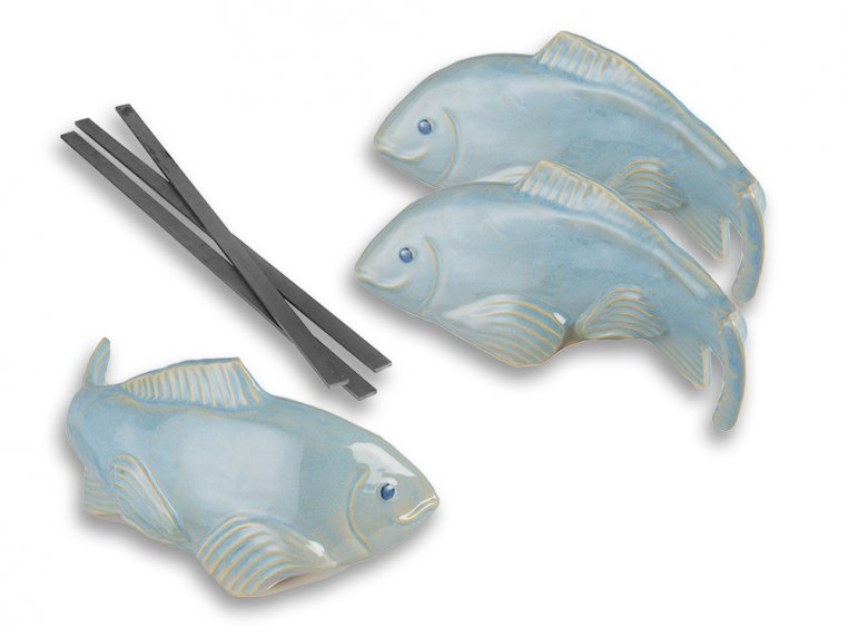 Medium Garden Koi - Set of 3 by Fish In The Garden - 9