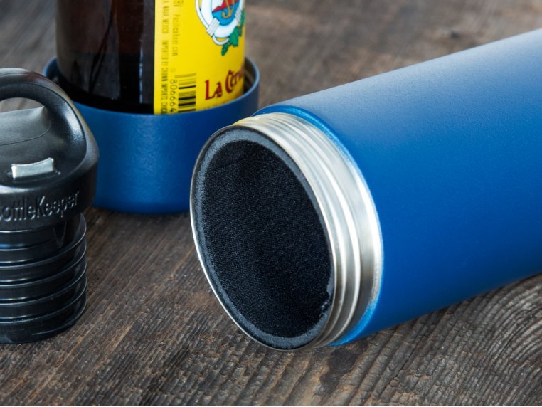 Insulated Beer Bottle Holder by BottleKeeper - 2