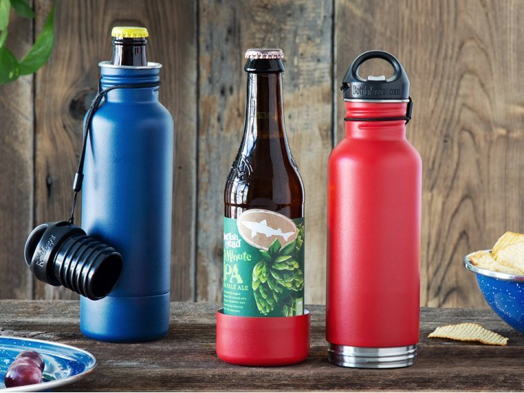 Insulated Beer Bottle Holder by BottleKeeper - 1