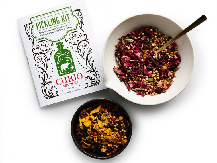Home Pickling Kit by Curio Spice Co. - 3