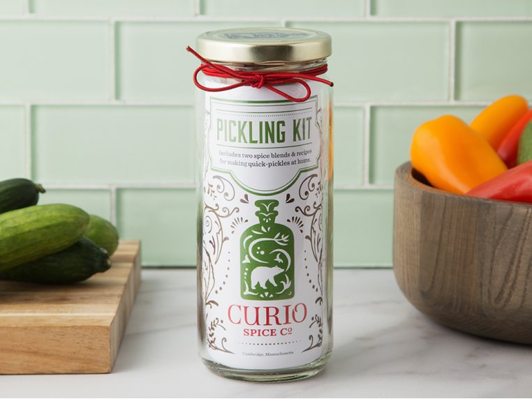 Home Pickling Kit by Curio Spice Co. - 1