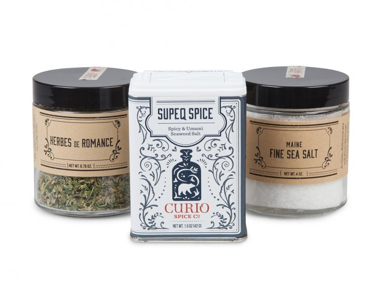 New England Spice Gift Set by Curio Spice Co. - 3