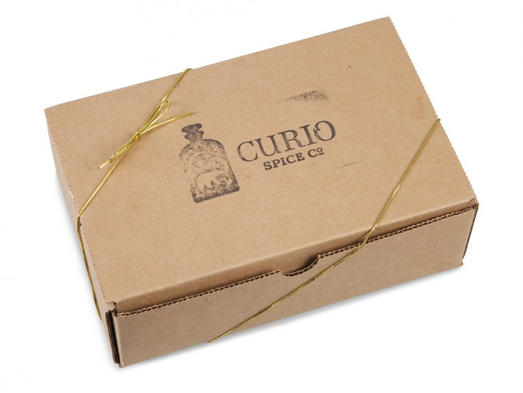 Spice Gallery Gift Set by Curio Spice Co. - 4