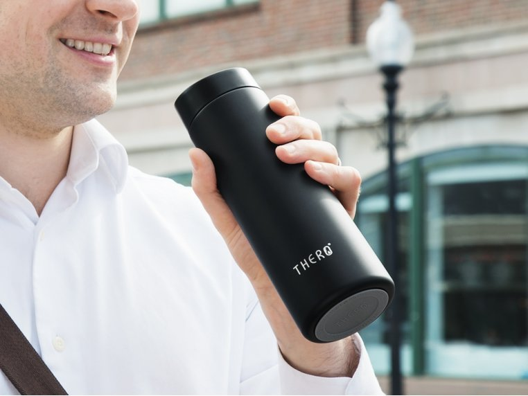 Temperature-Controlled Travel Mug by Thero - 1