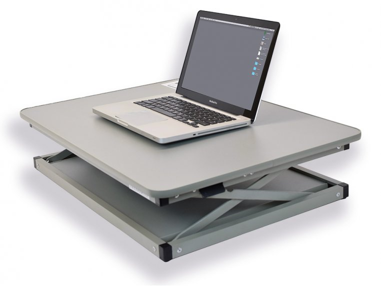 Single-Level Adjustable Standing Desk by Uncaged Ergonomics - 4