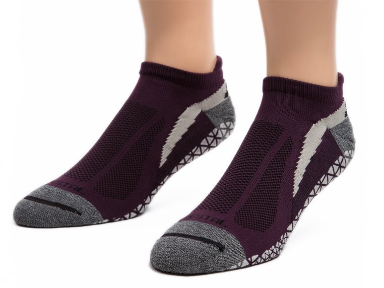 Indoor Training Grip Socks by Pedestal Footwear - 5