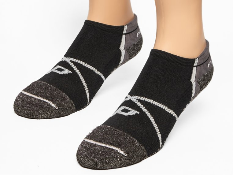 Indoor Training Grip Socks by Pedestal Footwear - 6
