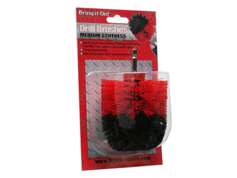 Scrubbing Brush For Drill by Drill Brushes - 5