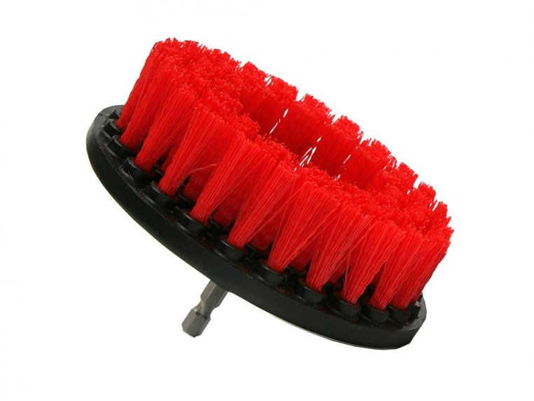 Scrubbing Brush For Drill by Drill Brushes - 6