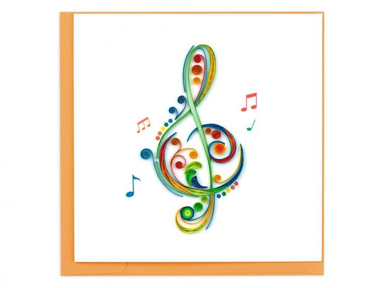 Handcrafted Quilled Card - Lifestyle by Quilling Card - 8