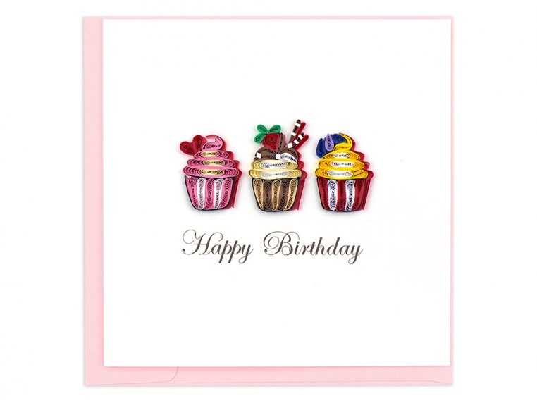 Handcrafted Quilled Card - Occasion by Quilling Card - 4