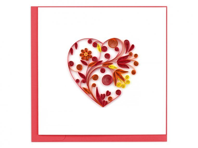 Handcrafted Quilled Card - Occasion by Quilling Card - 5