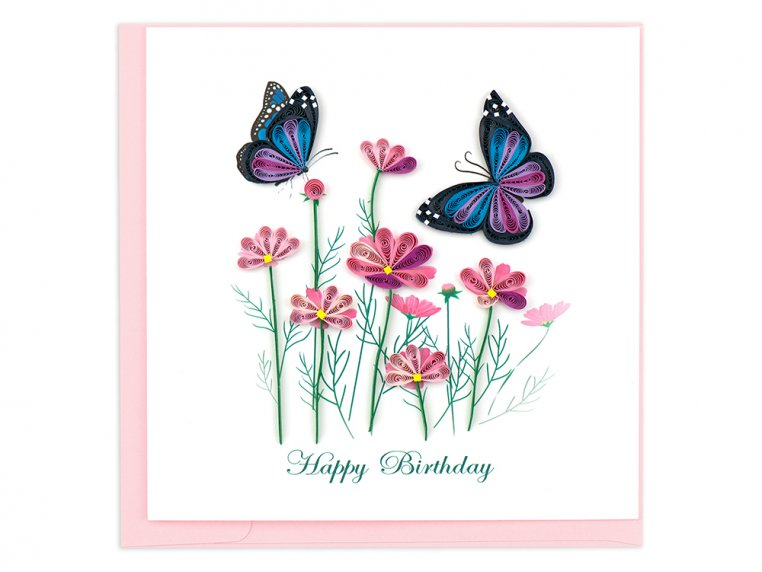 Handcrafted Quilled Card - Occasion by Quilling Card - 6