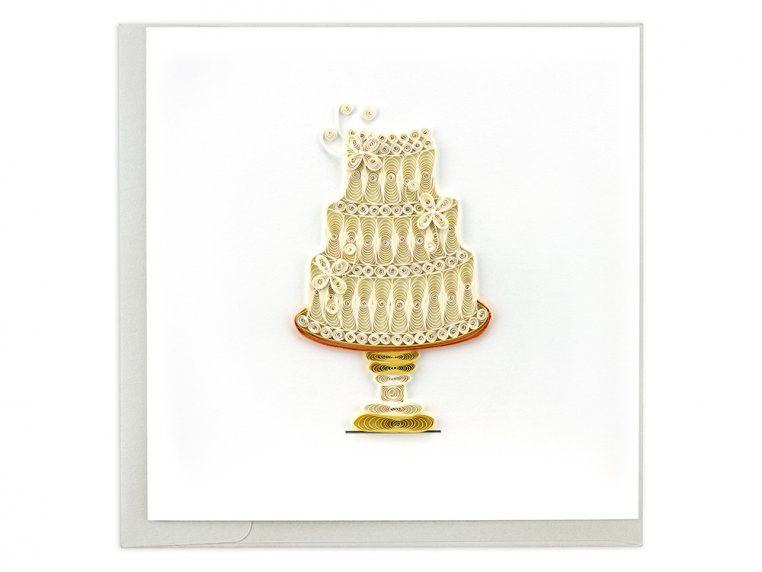 Handcrafted Quilled Card - Occasion by Quilling Card - 13
